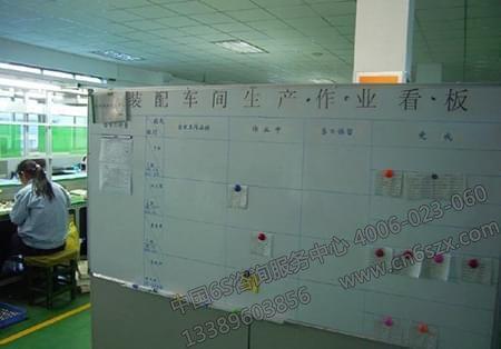目视化看板运行管理制度