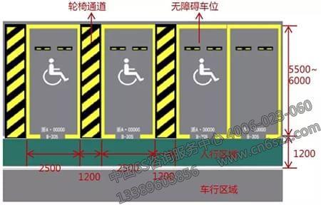 地下車庫可視化管理標識設計