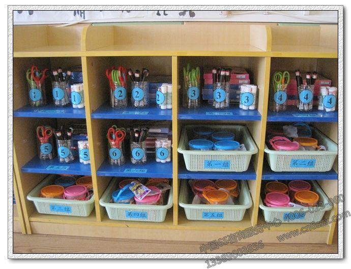 6s管理尽量涉及幼儿园的各个部门,全园参与.
