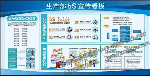 5S管理文化