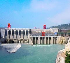 贵州沙沱水电站