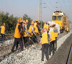 成都铁路局成都工务大型养路机械运用检修段