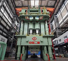 中国第二重型机器集团公司万航厂